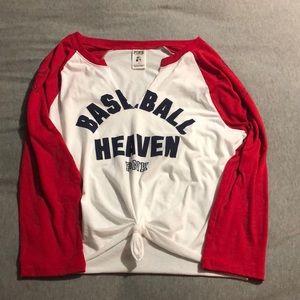 Cardinals Crop Shirt